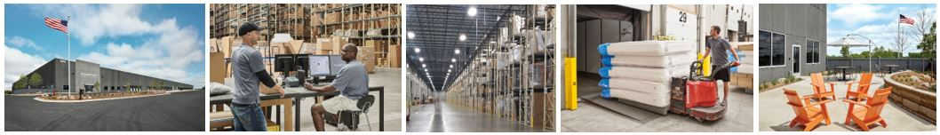 Our Otsego Distribution Center
